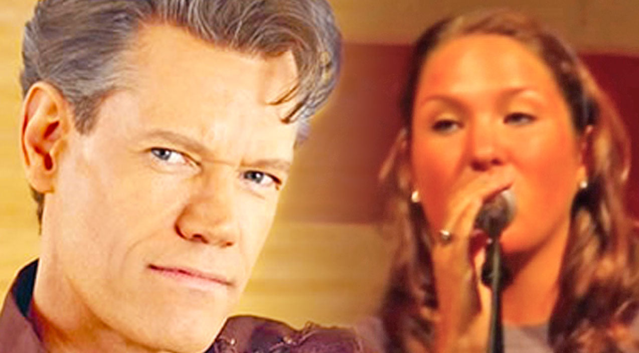 Randy travis Songs | Garth Brooks' Youngest Daughter Honors Randy Travis With 'Three Wooden Crosses' | Country Music Videos