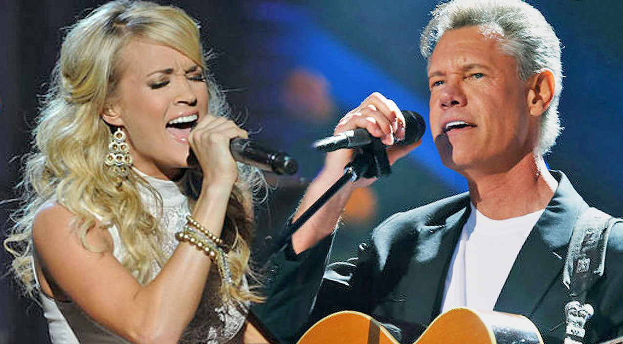 Randy travis Songs | Randy Travis & Carrie Underwood's Stunning Live Performance Of 'I Told You So' | Country Music Videos