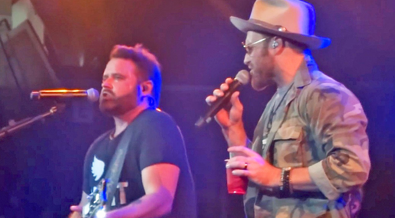 Randy houser Songs | Country Stars Randy Houser & Drake White Stun With Commanding Cover Of 'Simple Man' | Country Music Videos
