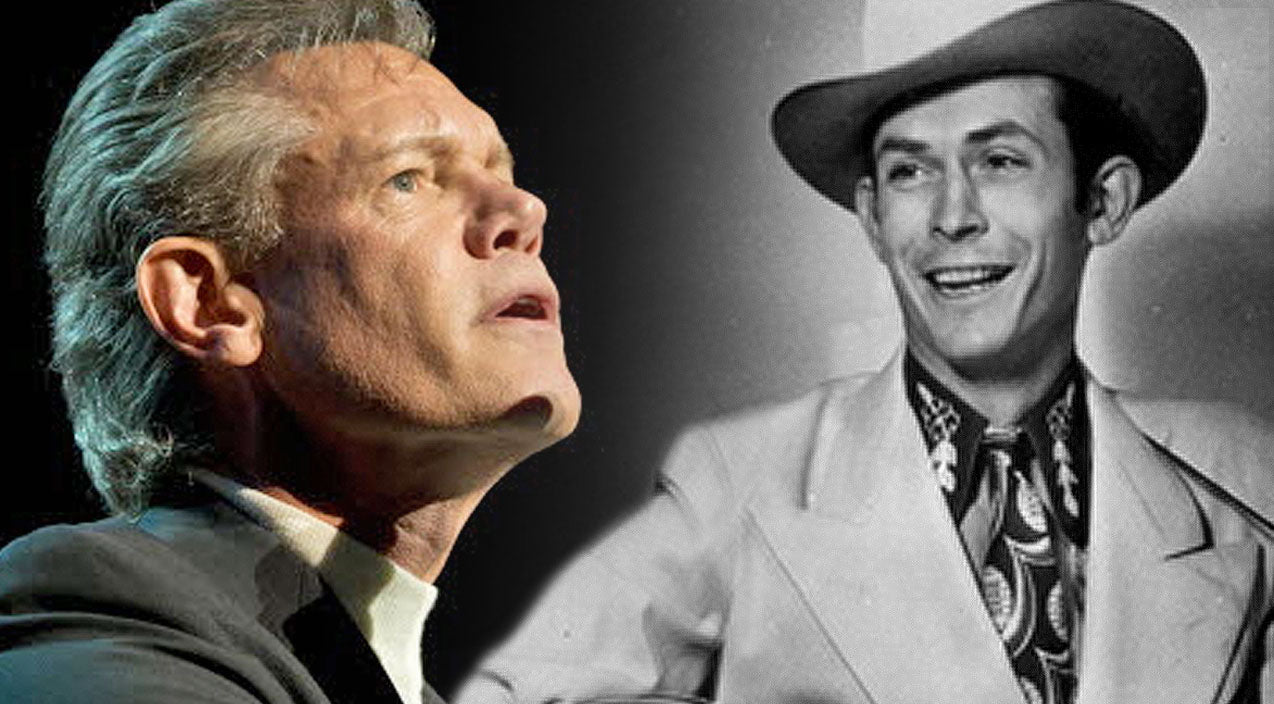 Randy travis Songs | Hear Randy Travis Dedicate The Most Stunning Tribute To The Late, Great Hank Williams | Country Music Videos