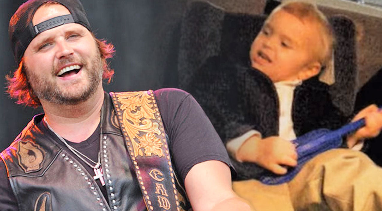 Randy houser Songs | Adorable Little Boy Rocks Out In His Car Seat To Randy Houser's 'Boots On' | Country Music Videos