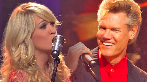 Randy travis Songs | Randy Travis and Carrie Underwood - Is It Still Over? (LIVE at the Grand Ole Opry) (VIDEO) | Country Music Videos