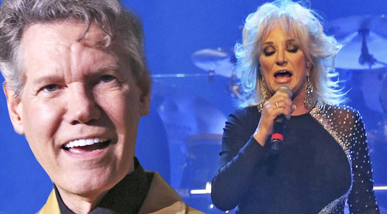 Tanya tucker Songs | Tanya Tucker Breaks Hearts With Passionate 'I Told You So' Tribute To Randy Travis | Country Music Videos