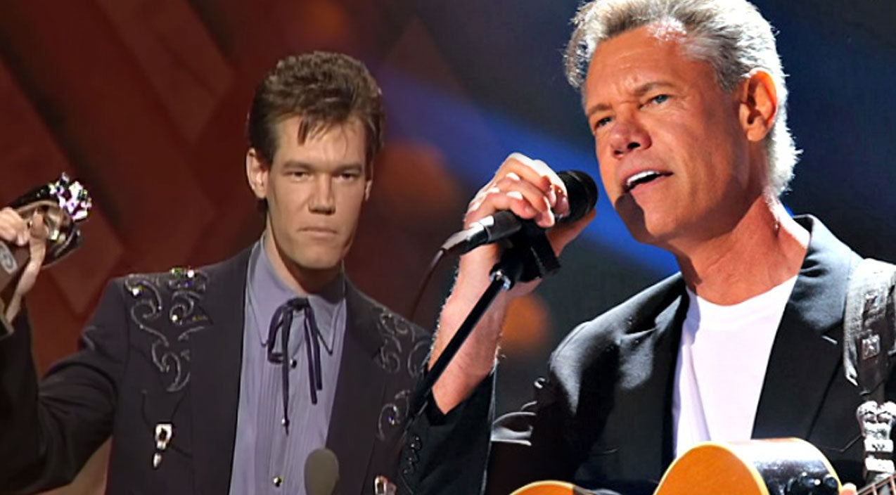 Randy travis Songs | Randy Travis' Emotional Appearance At The ACM Awards (WATCH) | Country Music Videos