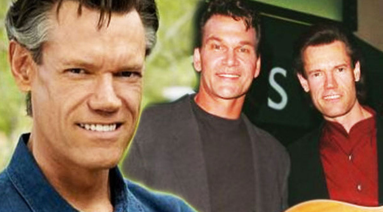 Randy travis Songs | Randy Travis - I Did My Part  feat. Patrick Swayze (VIDEO) | Country Music Videos