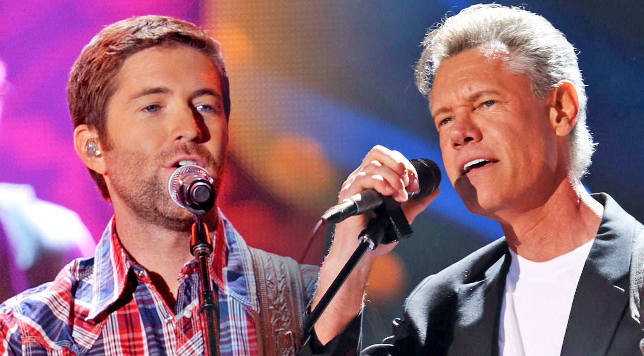 Randy travis Songs | Randy Travis & Josh Turner Dazzle In Iconic Duet Of 'Would You Go With Me' | Country Music Videos