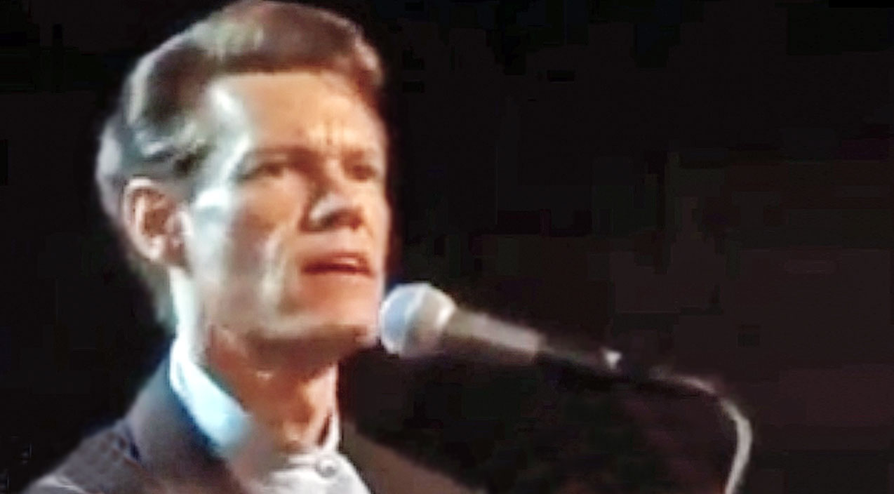 Randy travis Songs | Randy Travis Embraces His Faith In Peaceful Performance Of 'Just A Closer Walk With Thee' | Country Music Videos
