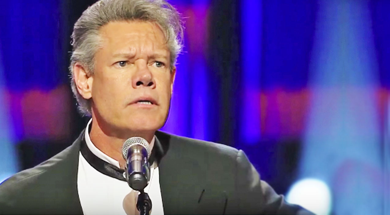 Vince gill Songs | Footage Of Randy Travis' Performance Of 'Amazing Grace' At George Jones' Funeral Surfaces | Country Music Videos