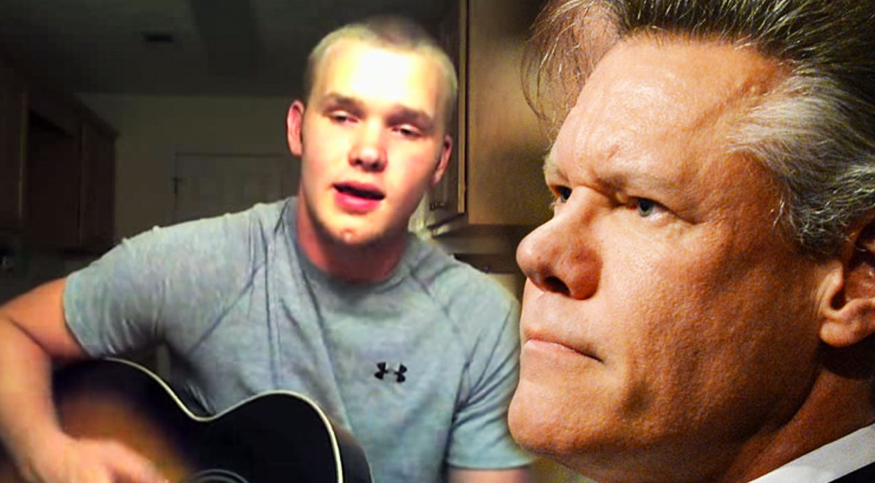 Randy travis Songs | Amazing Country Boy Covers Randy Travis'