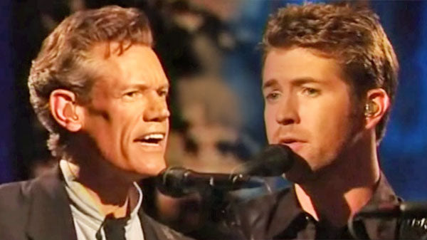 Randy travis Songs | Randy Travis & Josh Turner Shake The World With 'Deeper Than The Holler' Duet | Country Music Videos