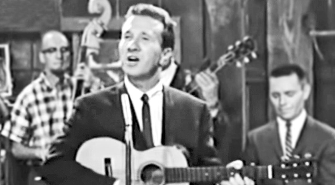 Marty robbins Songs | See The Rare Footage Of Marty Robbins Singing His Tragic Hit 'El Paso' That Never Aired On TV | Country Music Videos