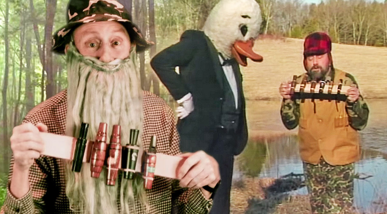 Ray stevens Songs | Comedian Ray Stevens Spoofs Duck Commander, And It'll Have Y'all Howling With Laughter | Country Music Videos