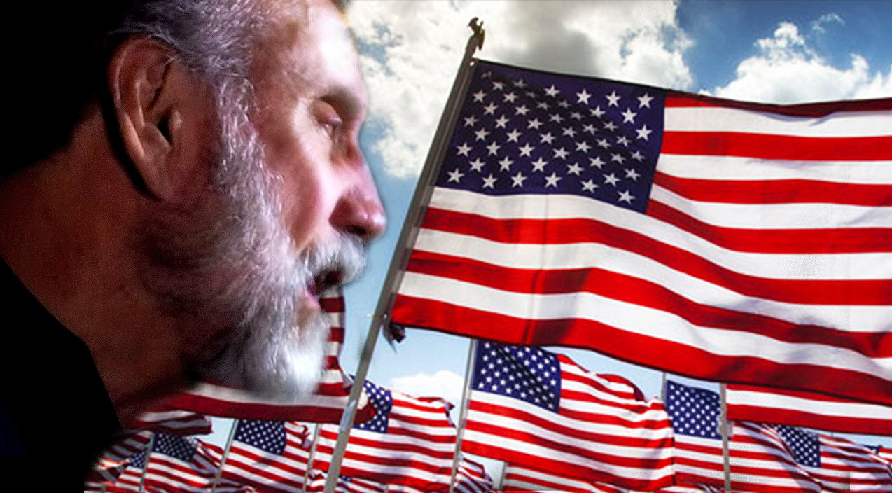 Ray stevens Songs | Ray Stevens' New, Patriotic Single 'Dear America' Bleeds Red, White And Blue | Country Music Videos