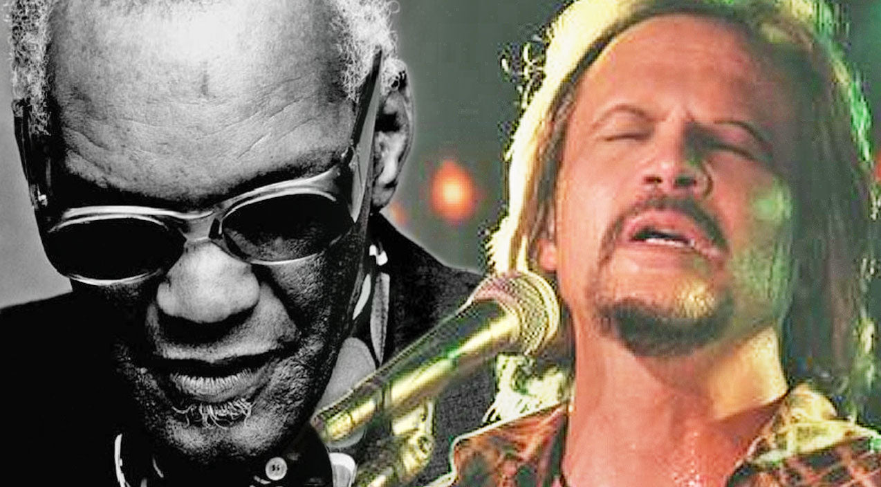 Travis tritt Songs | Travis Tritt Honors Ray Charles With Breathtaking