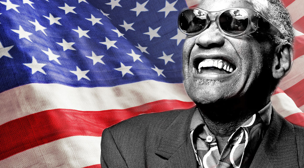 Ray charles Songs | Ray Charles Wows With