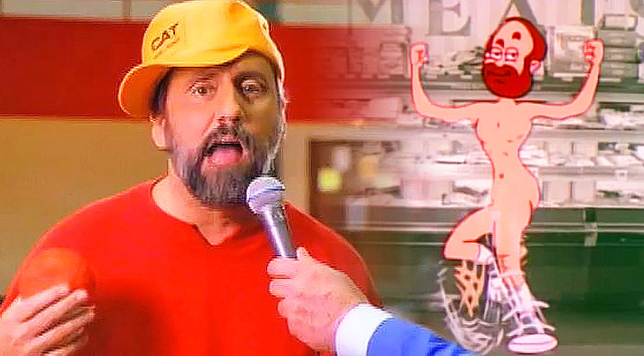 Ray stevens Songs | Ray Stevens Hilariously Tells The Story Of The Town Streaker In Comedy Song 'The Streak' | Country Music Videos