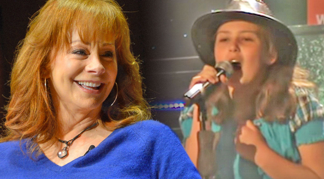 Reba mcentire Songs | 11-Year-Old Girl Covers Reba In Super Sassy Performance | Country Music Videos