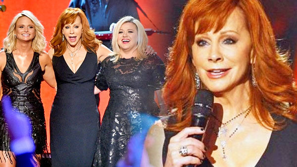 Reba mcentire Songs | Reba McEntire, Miranda Lambert, Kelly Clarkson Dazzle at American Country Countdown Awards (WATCH) | Country Music Videos