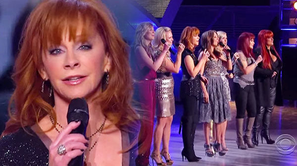 Reba, Martina, Miranda, Carrie, Sugar Land, and the Judds - Coal Miner's Daughter (VIDEO) | Country Music Videos
