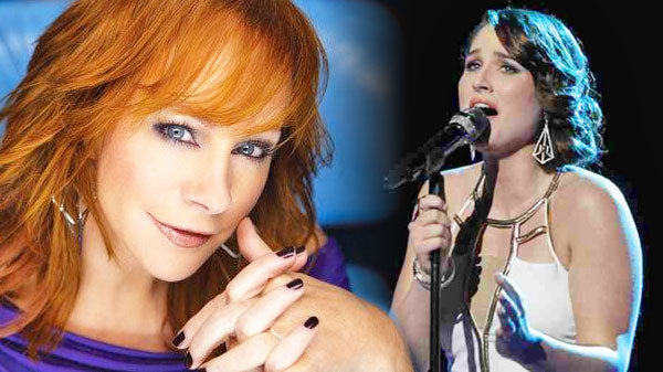 The voice Songs | Audra McLaughlin Covers Reba McEntire's