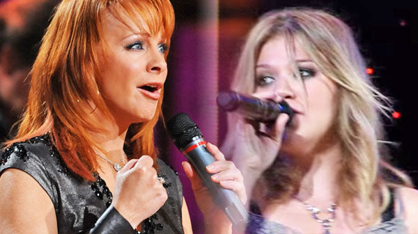 Reba mcentire Songs | Reba McEntire and Kelly Clarkson - Breakaway (LIVE) (VIDEO) | Country Music Videos