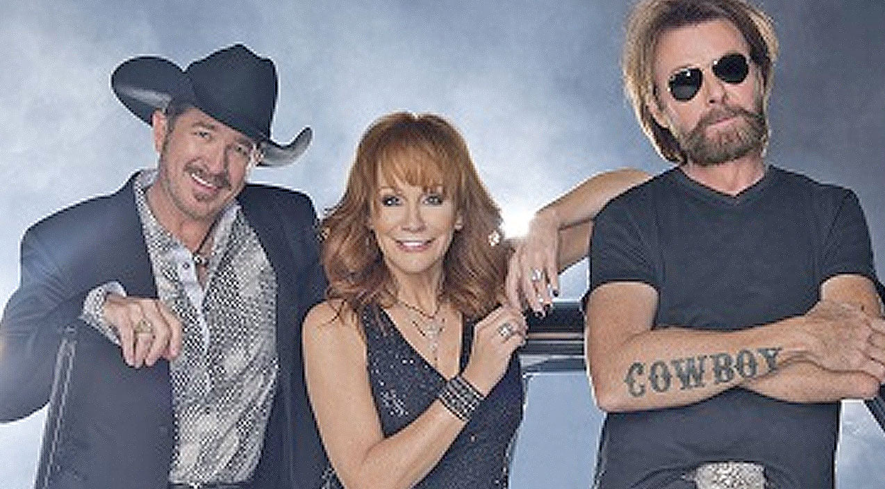 Reba mcentire Songs | Reba,  Brooks & Dunn Have A Big Announcement | Country Music Videos