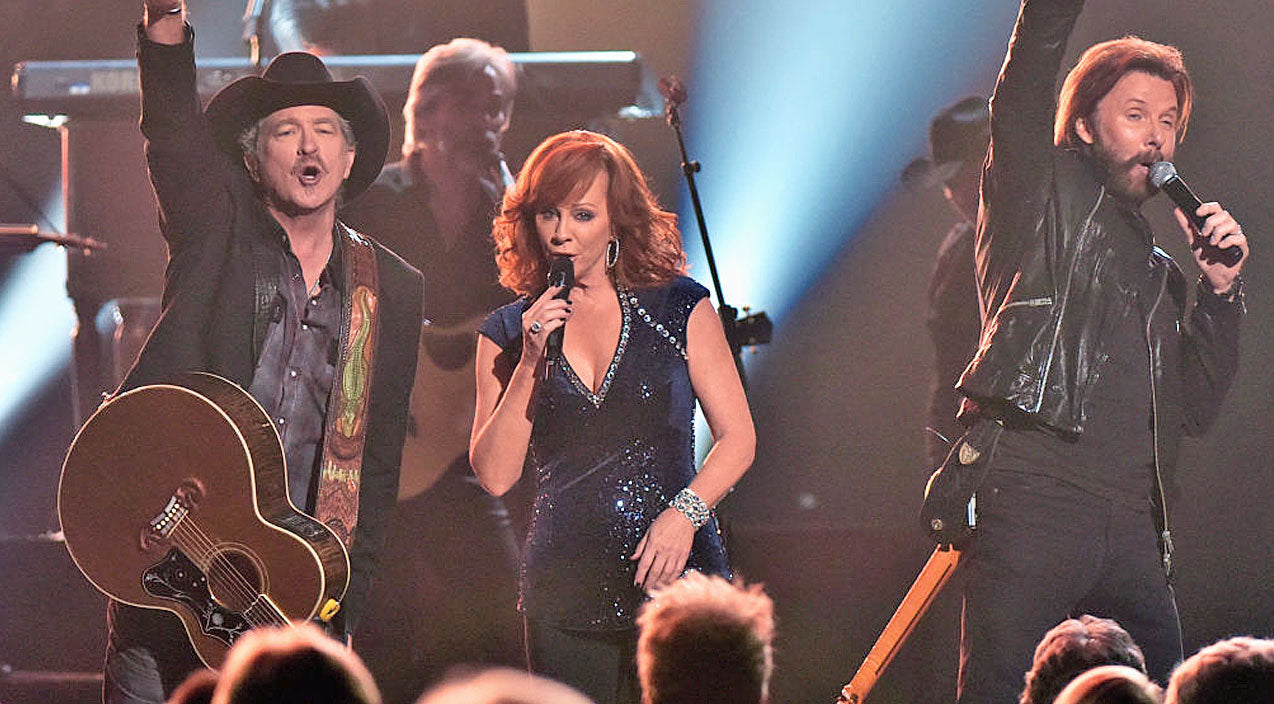 Ronnie dunn Songs | Brooks & Dunn And Reba McEntire Join Forces In Electrifying Performance Of Their Signature Hits | Country Music Videos