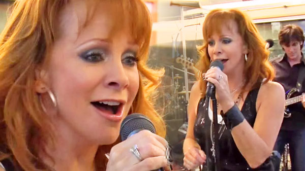 Reba mcentire Songs | Reba McEntire - Consider Me Gone (LIVE on SIRIUS XM Artist Confidential) (WATCH) | Country Music Videos