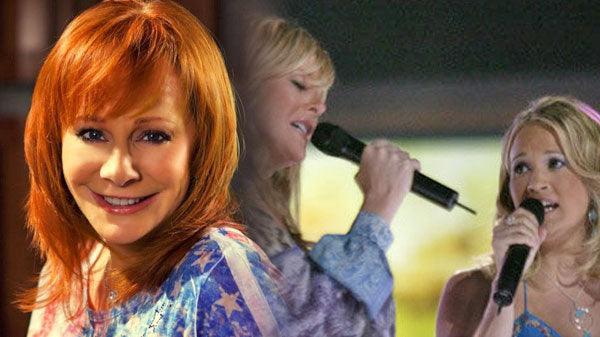 Reba mcentire Songs | Carrie Underwood and Jamie O'Neal Cover Reba McEntire's