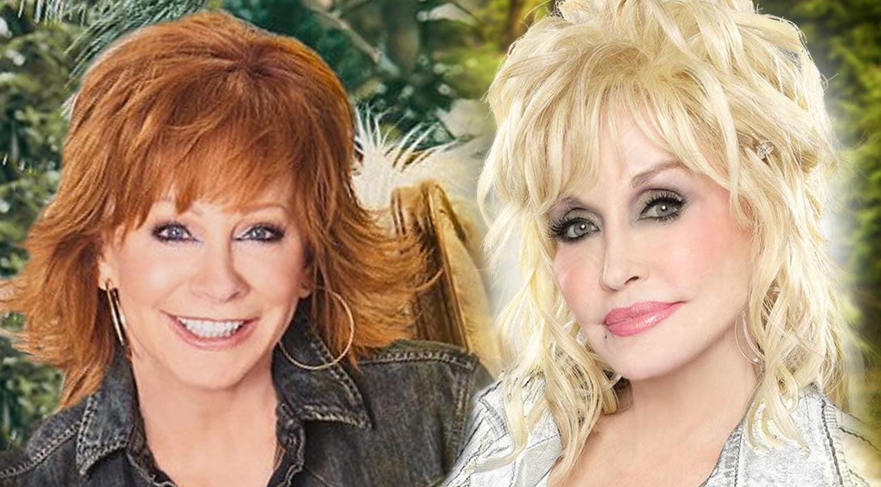 Reba mcentire Songs | Dolly Parton's 'Hard Candy Christmas' Finds Its Way Onto Reba McEntire's New Album | Country Music Videos