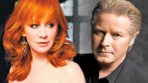 Reba mcentire Songs | Reba McEntire and Eagles' Don Henley Heartbreakingly Sing