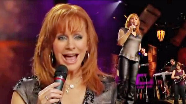 Reba mcentire Songs | Reba McEntire - Eight Crazy Hours (In The Story Of Love) (VIDEO) | Country Music Videos