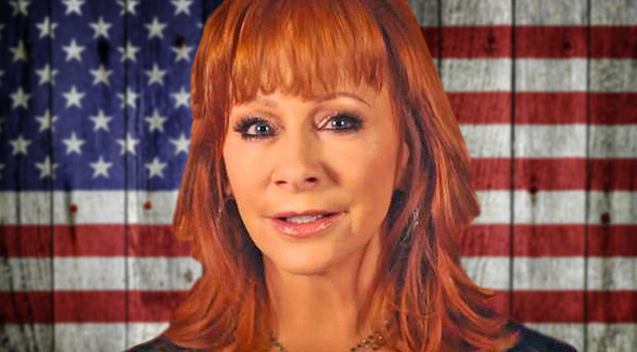 Reba mcentire Songs | Reba McEntire Honors Veterans With Heartfelt Tribute | Country Music Videos