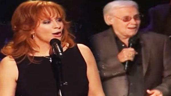 Reba mcentire Songs | Reba McEntire & George Jones - I Was Country When Country Wasn't Cool (WATCH) | Country Music Videos