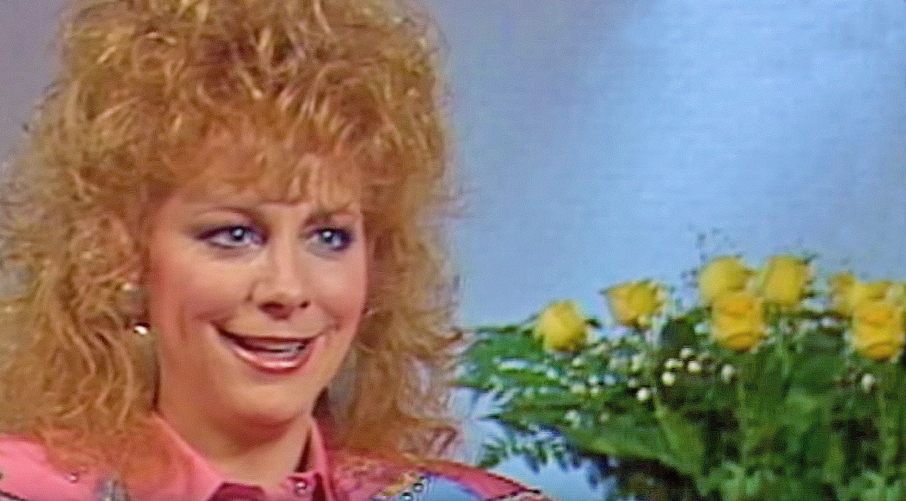 Reba mcentire Songs | Rare 1989 Interview Shows Newly-Married Reba McEntire Gushing Over Narvel Blackstock | Country Music Videos