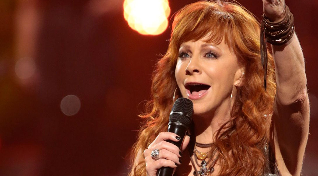 Reba mcentire Songs | Reba McEntire Puts Country Spin On Gospel Tune For New Album | Country Music Videos
