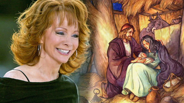 Reba mcentire Songs   Reba McEntire - Happy Birthday Jesus (I'll Open This One Just For You) (VIDEO)   Country Music Videos