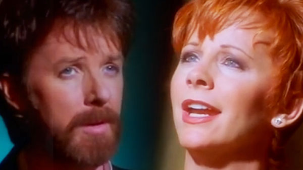 Reba mcentire Songs | Reba McEntire - If You See Him, If You See Her ft. Brooks & Dunn (WATCH) | Country Music Videos