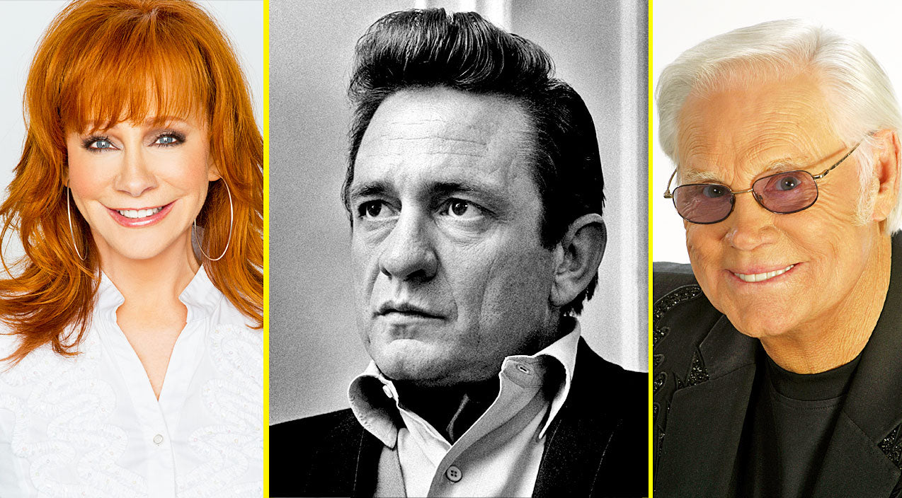 Reba mcentire Songs | What Do Reba, George Jones, & Johnny Cash Have In Common? You'll NEVER Guess! | Country Music Videos