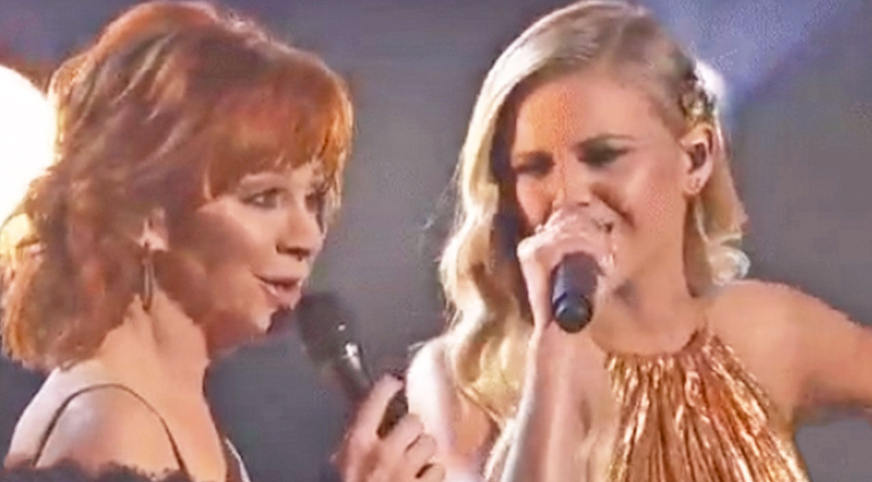 Reba mcentire Songs | Reba McEntire And Kelsea Ballerini Team Up For 'Legendary' CMA Performance | Country Music Videos