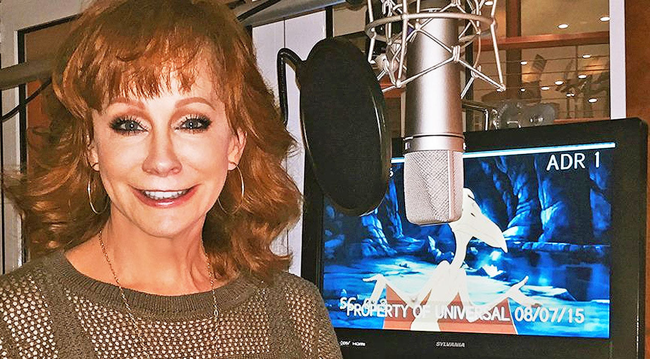 Reba mcentire Songs | Reba McEntire Lends Voice To New Cartoon Movie | Country Music Videos