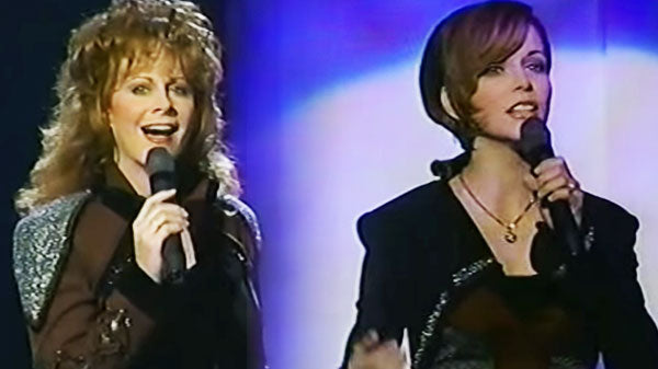 Reba mcentire Songs | Reba McEntire, Linda, Martina & Trisha - On My Own (LIVE '95) (WATCH) | Country Music Videos
