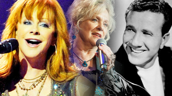 Reba mcentire Songs | Reba McEntire and Connie Smith - Marty Robbins Medley (LIVE) (VIDEO) | Country Music Videos