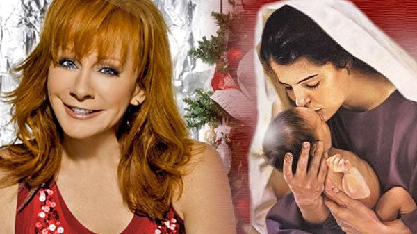 Reba mcentire Songs | Reba McEntire - Mary Did You Know (VIDEO) | Country Music Videos