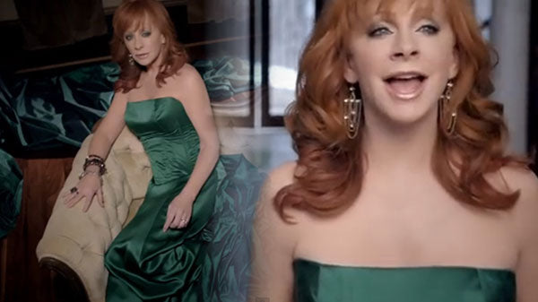 Reba mcentire Songs | Reba McEntire - If I Were A Boy (VIDEO) | Country Music Videos