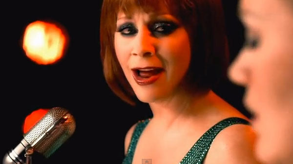 Reba mcentire Songs | Reba McEntire & Kelly Clarkson - Because Of You (VIDEO) | Country Music Videos