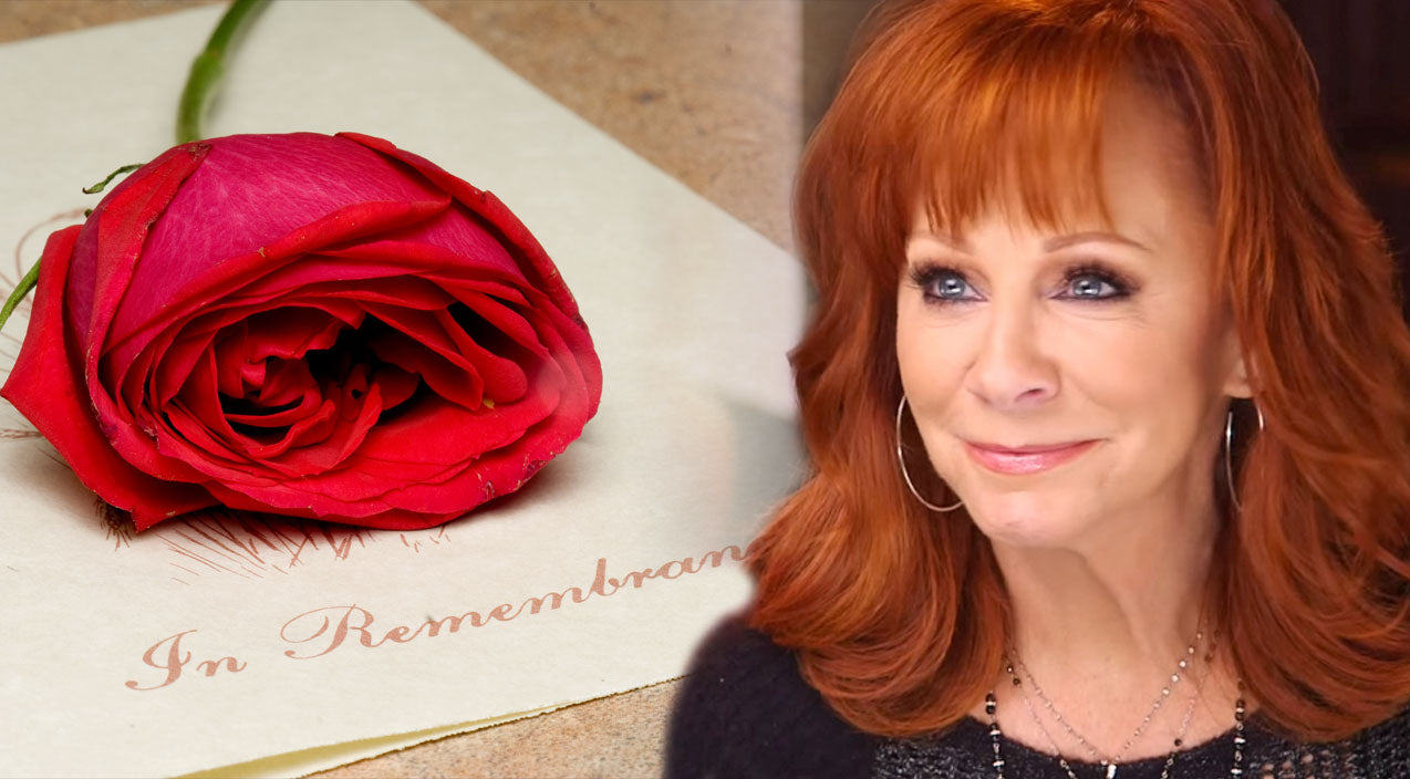 Reba mcentire Songs | Reba McEntire Discusses The Emotional Song She Sang At Her Father's Funeral (VIDEO) | Country Music Videos