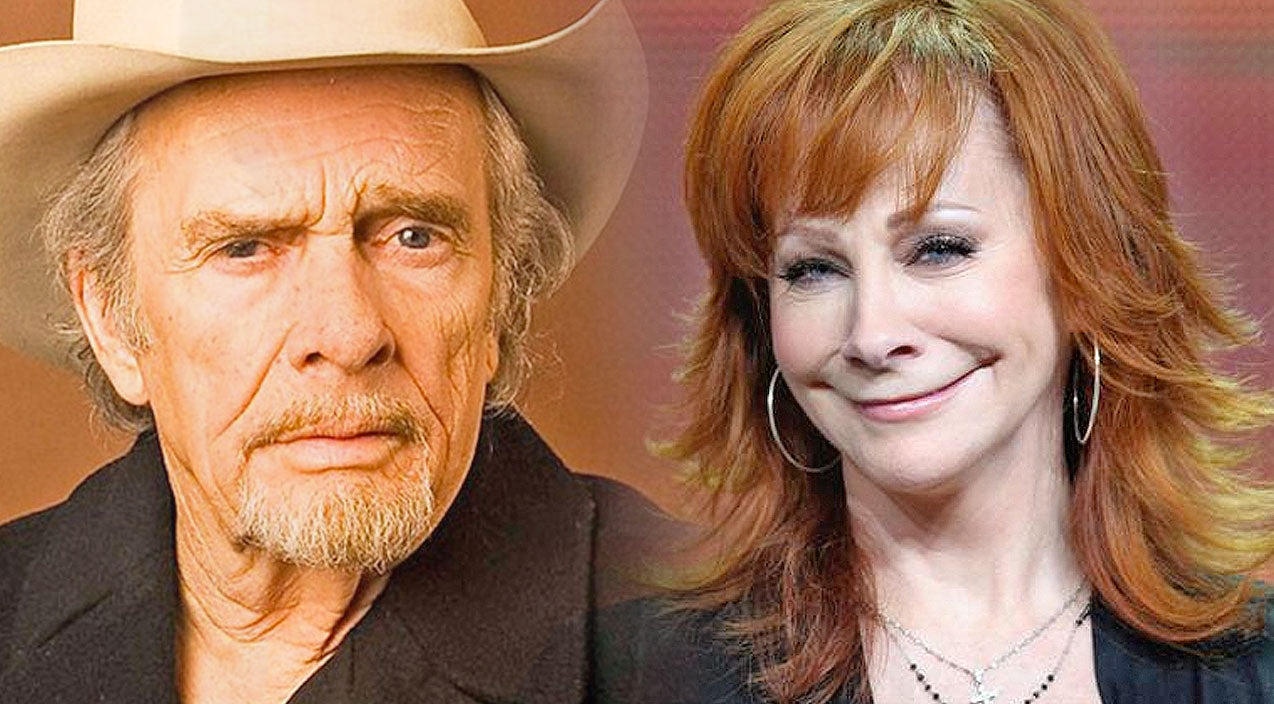 Reba mcentire Songs | Reba McEntire Reveals Why She Was Scared To Meet Merle Haggard | Country Music Videos