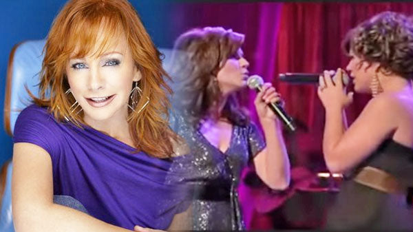 Reba mcentire Songs | Martina McBride and Kelly Clarkson - Does He Love You (VIDEO) | Country Music Videos