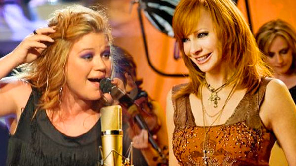 Reba mcentire Songs | Kelly Clarkson and Reba McEntire - A Moment Like This (LIVE) (VIDEO) | Country Music Videos